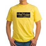 JohnSchaser.com Yellow T-Shirt