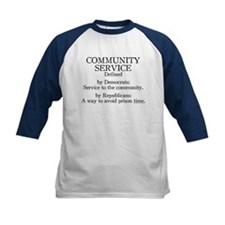 Community Service Defined Tee