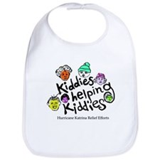 Kiddies helping Kiddies Bib