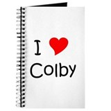 Funny Colby Journal