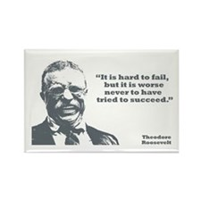 Roosevelt - Failure Rectangle Magnet (100 pack)