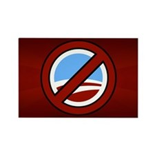 Anti Obama Rectangle Magnet