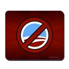 Anti Obama Mousepad