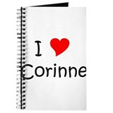 Unique Corinne Journal