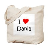 Cool Dania Tote Bag