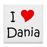 Cool Dania Tile Coaster