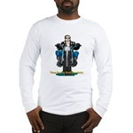 Harley midlife crisis birthday Long Sleeve T-Shirt
