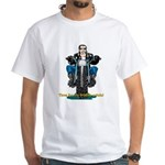 Harley midlife crisis birthday White T-Shirt