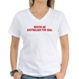 Rescue Australian Fur Seal Shirt