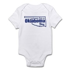 Oklahoma Boy Infant Bodysuit