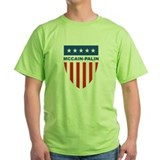 McCain-Palin (shield) T-Shirt