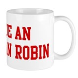 Rescue American Robin Coffee Mug