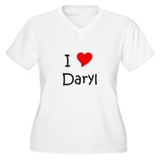 Cute I heart daryl T-Shirt
