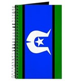 Torres Strait Islander Flag Journal