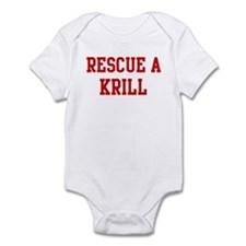 Rescue Krill Infant Bodysuit