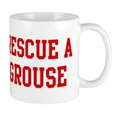 Rescue Grouse Mug