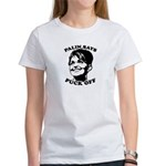 Palin says Puck Off Women's T-Shirt