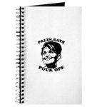 Palin says Puck Off Journal