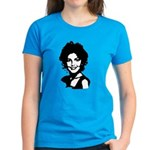 Sarah Palin Retro Women's Dark T-Shirt