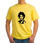 Sarah Palin Retro Yellow T-Shirt