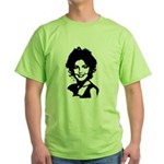 Sarah Palin Retro Green T-Shirt
