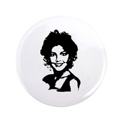 "Sarah Palin Retro 3.5"" Button"