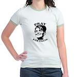 Pray for Palin Jr. Ringer T-Shirt