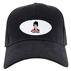 Palin Power Black Cap