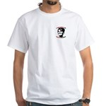 PALINtology White T-Shirt