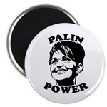 Palin Power Magnet
