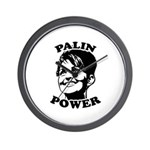 Palin Power Wall Clock