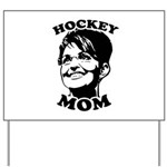 SARAH PALIN: Hockey Mom Yard Sign