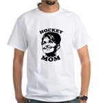 SARAH PALIN: Hockey Mom White T-Shirt