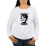 SARAH PALIN: Hockey Mom Women's Long Sleeve T-Shir