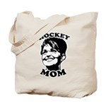 SARAH PALIN: Hockey Mom Tote Bag
