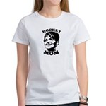 SARAH PALIN: Hockey Mom Women's T-Shirt
