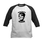 SARAH PALIN: Hockey Mom Kids Baseball Jersey