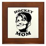 SARAH PALIN: Hockey Mom Framed Tile