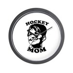 SARAH PALIN: Hockey Mom Wall Clock