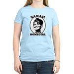 Sarah Palin is my homegirl Women's Light T-Shirt