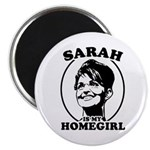 Sarah Palin is my homegirl Magnet