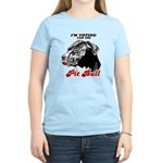 I'm voting for the Pit Bull Women's Light T-Shirt