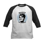 Beauty Queen for President Kids Baseball Jersey