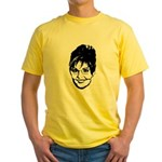 Sarah Palin Yellow T-Shirt