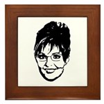 Sarah Palin Framed Tile