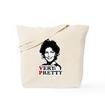 Sarah Palin: Very Pretty Tote Bag