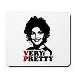 Sarah Palin: Very Pretty Mousepad