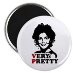 Sarah Palin: Very Pretty Magnet