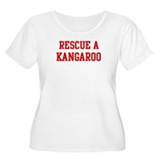Rescue Kangaroo T-Shirt