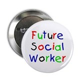 Future Social Worker Button
